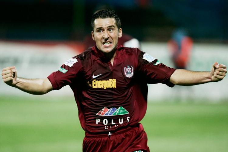 Panin si-a prelungit contractul cu CFR Cluj