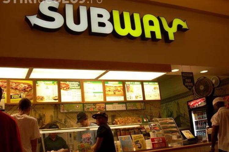 SUBWAY deschide un restaurant la Cluj-Napoca, in premiera in Transilvania