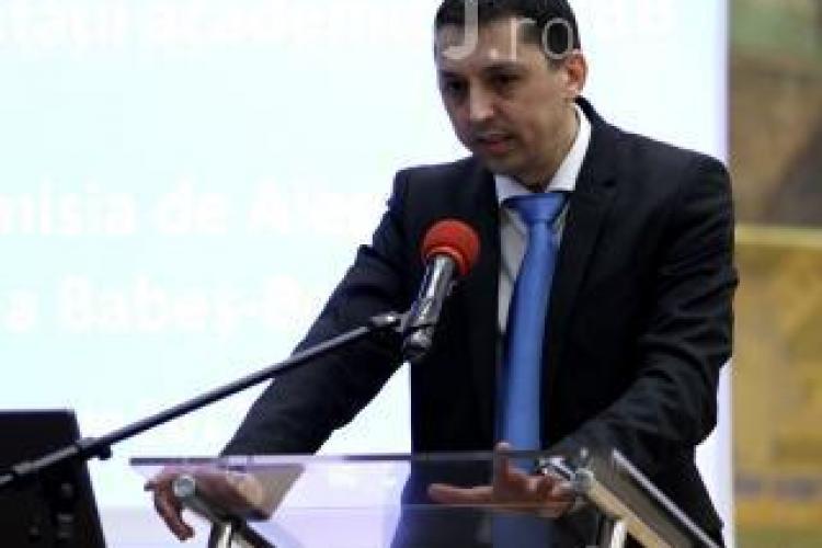 Daniel David, dupa alegerile UBB Cluj: Nu sustin niciun candidat la functia de rector VEZI de ce