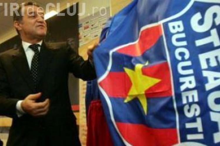 """Steaua poate fi retrogradata din cauza dosarului """"Valiza de la Cluj"""""""