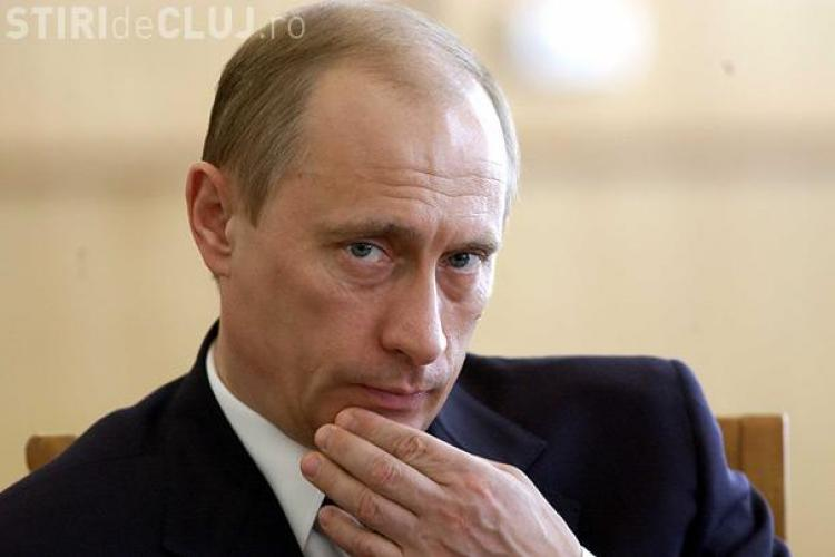 Vladimir Putin, noul presedinte al Rusiei, conform datelor