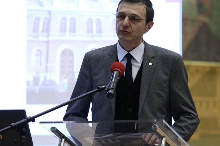 Ioan Aurel Pop, noul rector al UBB Cluj