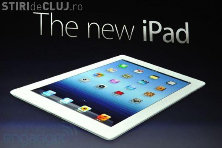 Cum arata noul iPad 3 si ce procesor are FOTO
