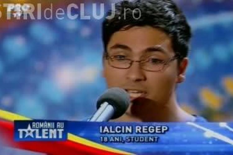 Ialcin Regep - Romanii au talent! Voce de aur care poate castiga premiul. Andra: Ai grija ce piese iti alegi VIDEO