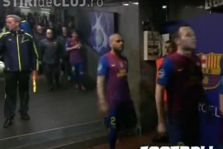 "Messi ia o ""pastila magica"" inainte de meciul cu Bayer si apoi da cinci goluri in Liga! VIDEO"