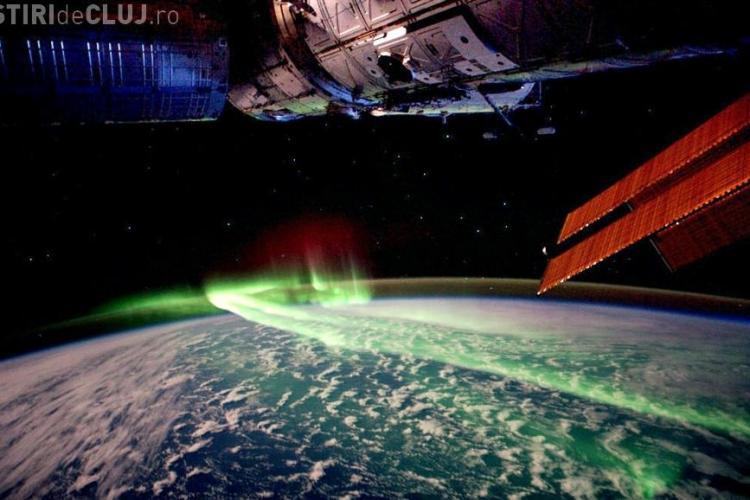 Ce imagine i-a uimit pe astronautii de pe Statia Spatiala