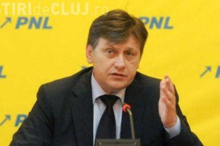 Crin Antonescu: In acest an va fi RAZBOI