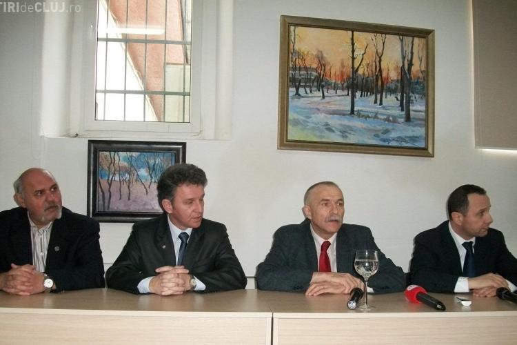 Emil Culda este candidatul propus la Primaria Cluj-Napoca din partea PNTCD Cluj