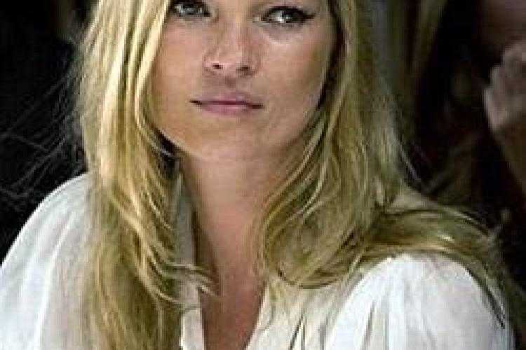 Kate Moss agresiva cu Enrique Iglesias