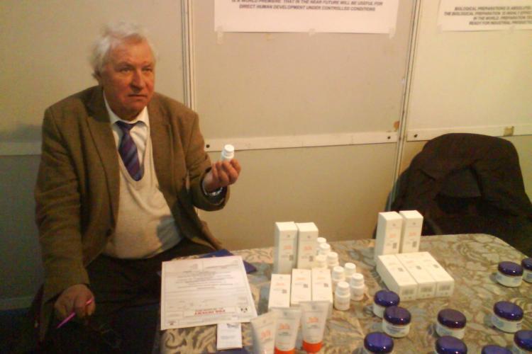 Boala psoriazis, tratata cu crema din insecte! Inventia a fost prezentata la Cluj