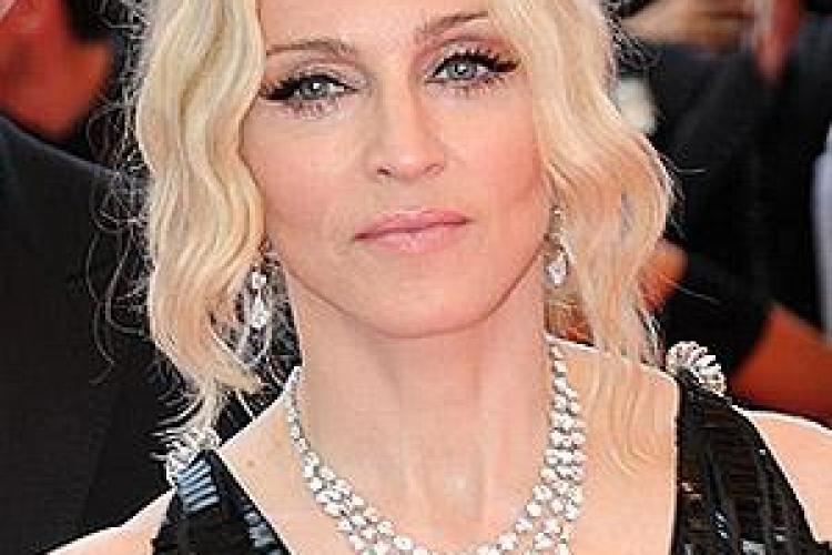 Madonna isi lanseaza propria colectie de incaltaminte