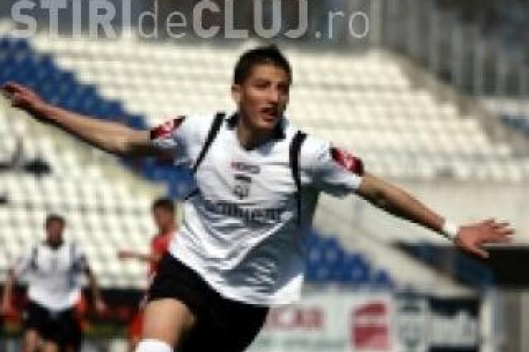 Gicu Grozav, gol din foarfeca cu Astra! Concureaza la cel mai frumos gol din acest sezon? VIDEO