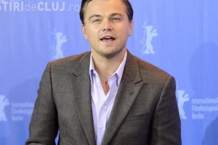 Leonardo DiCaprio face dus doar de 2 ori pe saptamana! Nu foloseste deodorant