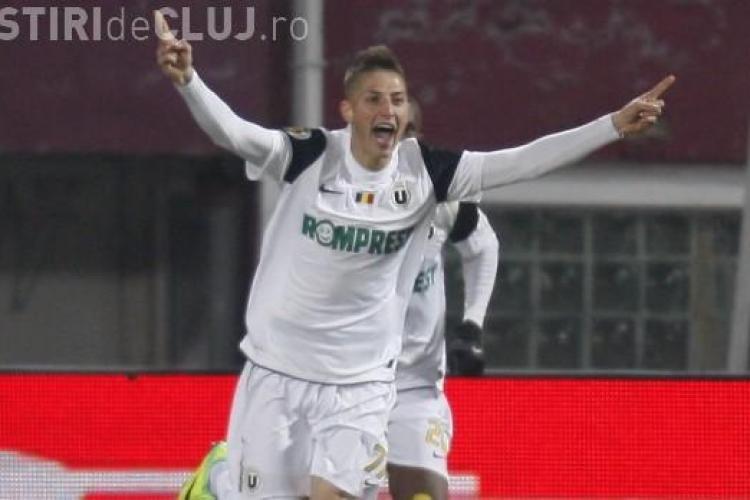 Gicu Grozav e vanat de echipele mari din Liga 1! Felix Grigore spune ca nu e de dat VIDEO