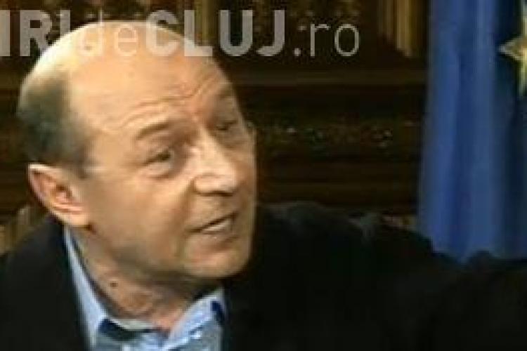 Ce va face Traian Basescu dupa ce iese din politica VIDEO
