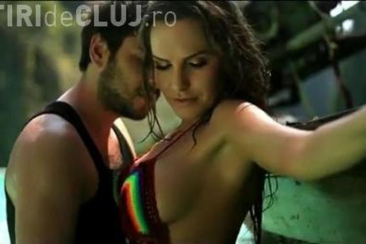 Anna Lesko, incredibil de sexy in noul videoclip VIDEO