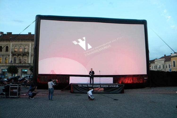 TIFF 2012 si Comedy Cluj, sustinute cu bani de la bugetul local