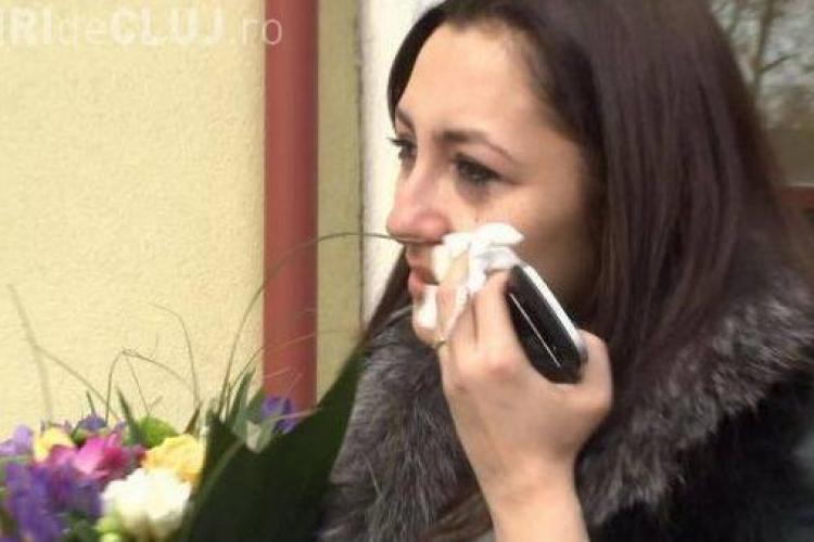 """Andra, """"rapita"""" de un taximetrist la ordinul lui Maruta VIDEO"""