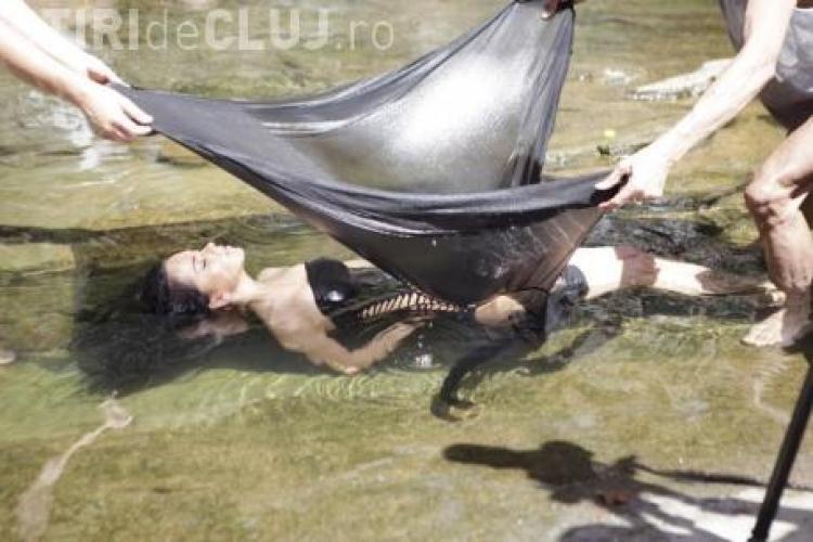 Inna provocatoare in noul ei videoclip FOTO