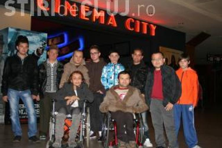 Ce masuri a luat Cinema City in urma disputei cu tinerii care sufera de insuficienta renala cronica din Asociatia Claudia Safta