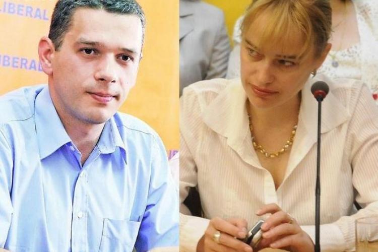 Europarlamentarul Rares Niculescu divorteaza! Sotia, consilier local Cluj-Napoca, l-a mintit ca baietelul este al lui