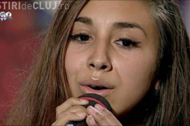 """Romanii au talent - Loredana asemuita cu Andra: """"Parca o vad pe Andra la varsta de 15 ani"""""""