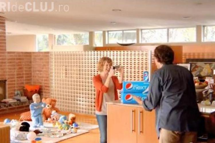 """Noua bautura racoritoare """"Pepsi Next"""", fabricata cu celule prelevate din fetusi umani avortati? VIDEO"""