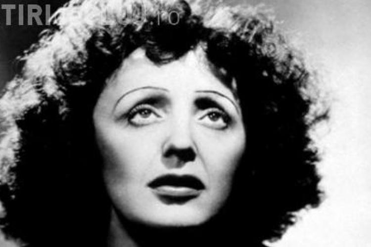 One woman show despre viata marii artiste Edith Piaf, la Teatrul de Club