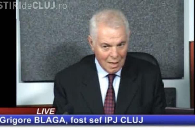 Fost sef al IPJ Cluj, despre actualul sef, Ioan Pacurar: Ati vazut vreun film in care eroul principal sa fie de la circulatie VIDEO
