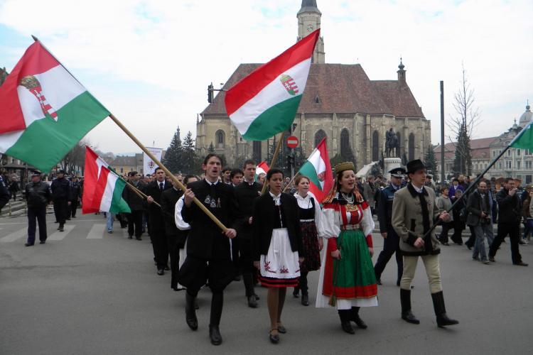 Ungaria, de 15 MARTIE: Nu vom renunta si vom sustine partidele minoritatii maghiare din tarile vecine