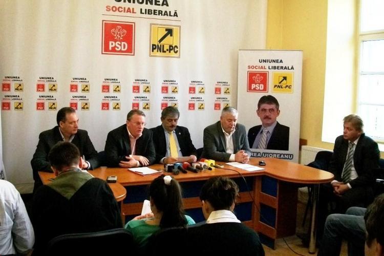 Candidati noi pe listele pentru alegerile locale din 2012 din judetul Cluj