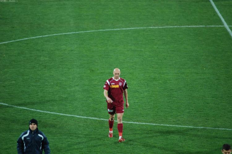 CFR Cluj - Otelul, 2-0, REZUMAT VIDEO - GABI MURESAN a castigat meciul de unul singur
