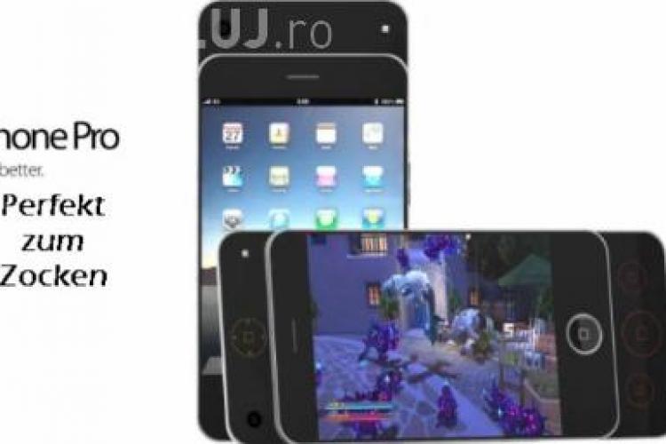 Cum arata noul iPhone VIDEO
