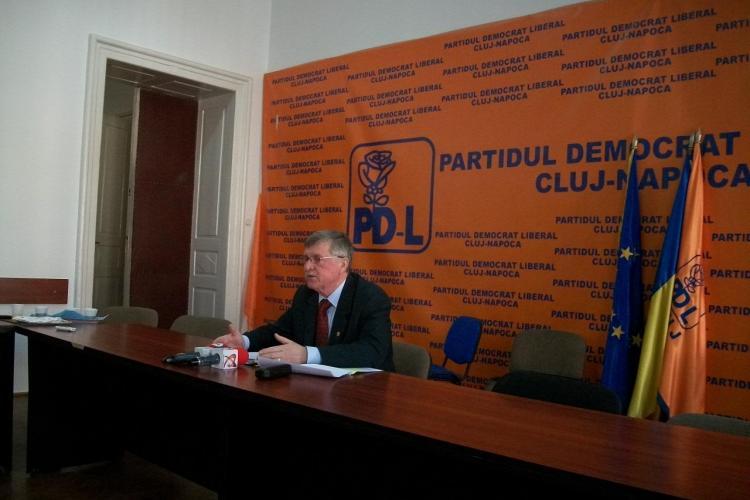 """Senator PDL Cluj, Mihail Hardau: """"PSD si PNL se dau de ceasul mortii, dupa ce au semnat prevederile unei universitati multiculturale"""""""