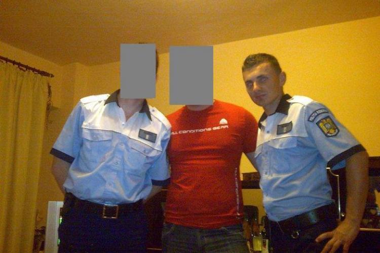 DGA Cluj a montat microfoane in radarul politistilor spagari