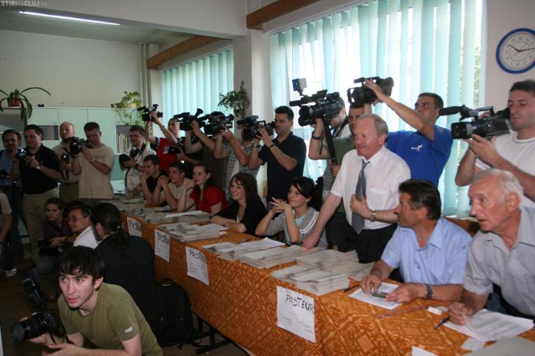 Giurgiu vrea camere de supraveghere video in fiecare sectie de votare