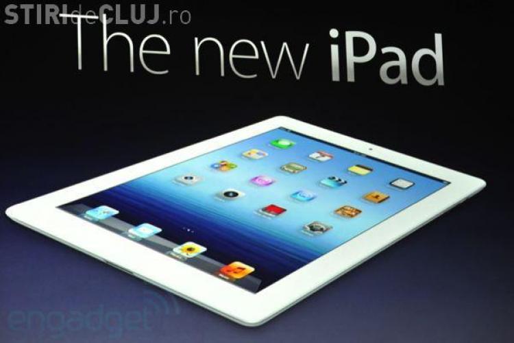 Noul iPad, de vanzare si in Romania de azi! Cat costa iPad 2 la reducere