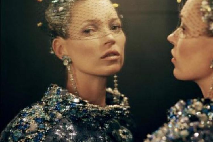Kate Moss, asa cum nu ai mai vazut-o! FOTO