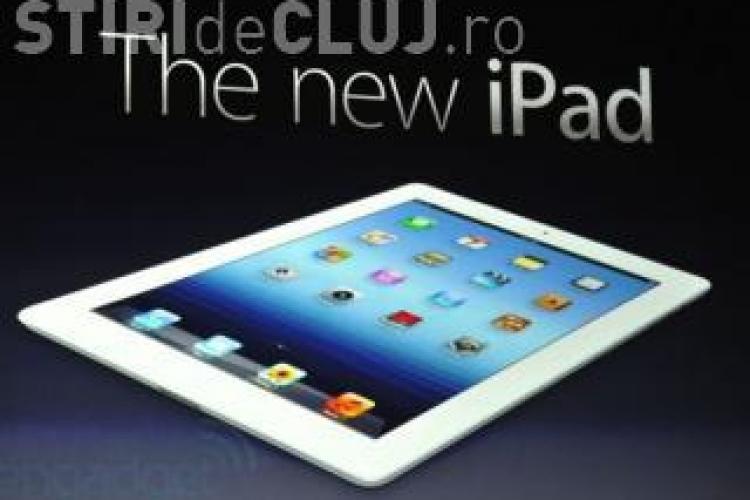 Noul iPad se incalzeste, reclama sute de utilizatori pe site -ul Apple