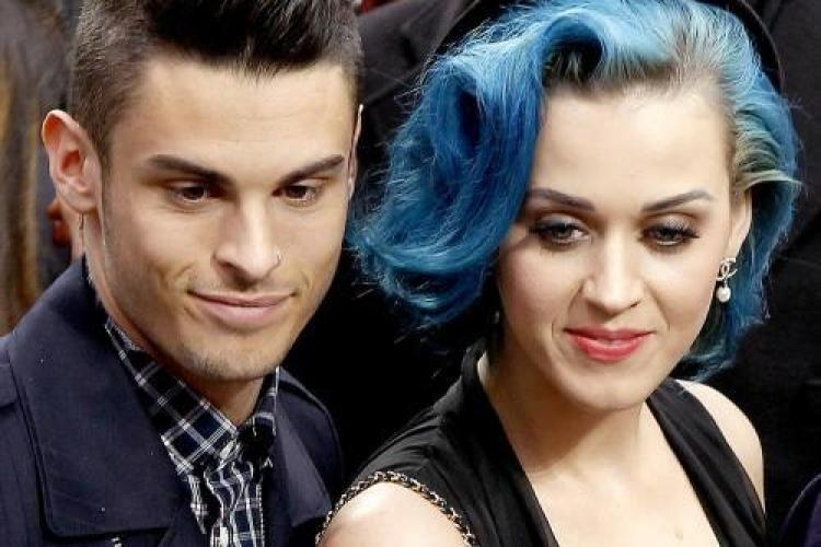 Katy Perry si-a gasit un iubit care e model!