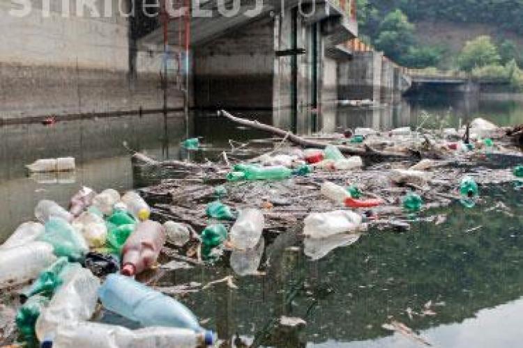 Cursurile de apa din Cluj, igienizate de Ziua Mondiala a Apei