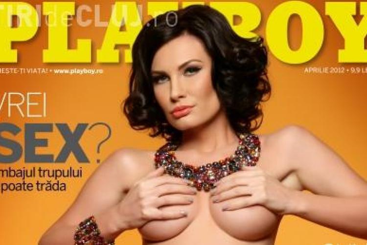Vezi care este supermodelul care a pozat nud pentru revista Playboy
