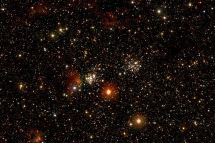 Fotografia zilei: Un miliard de stele din Caleea Lacte intr-o singura imagine