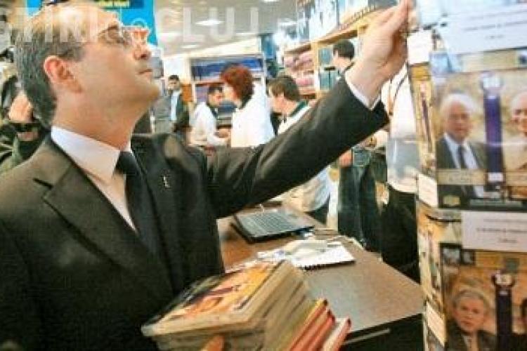 Emil Boc la Gaudeamus! Tacut si discret in privinta candidaturii la Primaria Cluj-Napoca