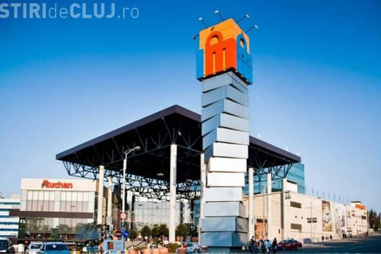 "Iulius Mall Cluj stinge luminile sambata seara, de ""Ora Pamantului"""