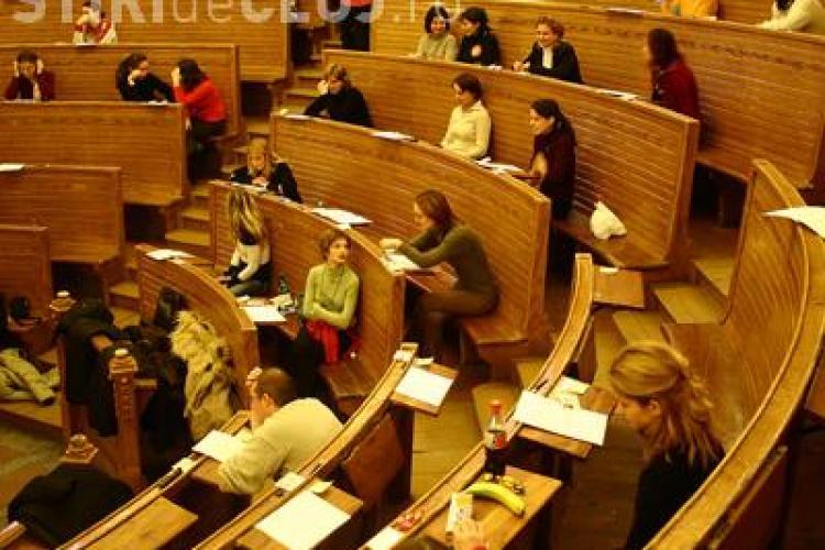 ADMITERE LA FACULTATE - MODIFICARI: Nu mai sunt luate in considerare mediile din liceu