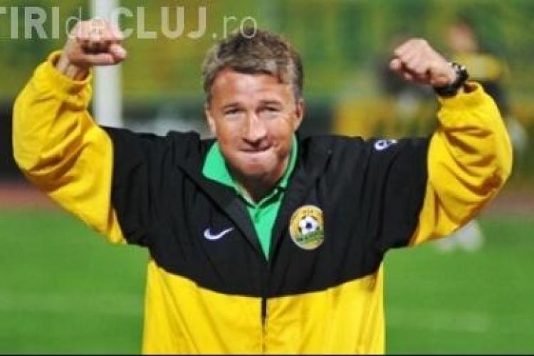 Dan Petrescu, dorit de una dintre cele mai puternice echipe de fotbal din Rusia