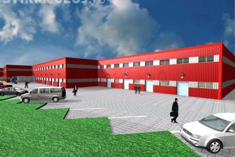 Cerere record de statii industriale in Europa Centrala si de Est! Un parc industrial din Turda e dat ca exemplu