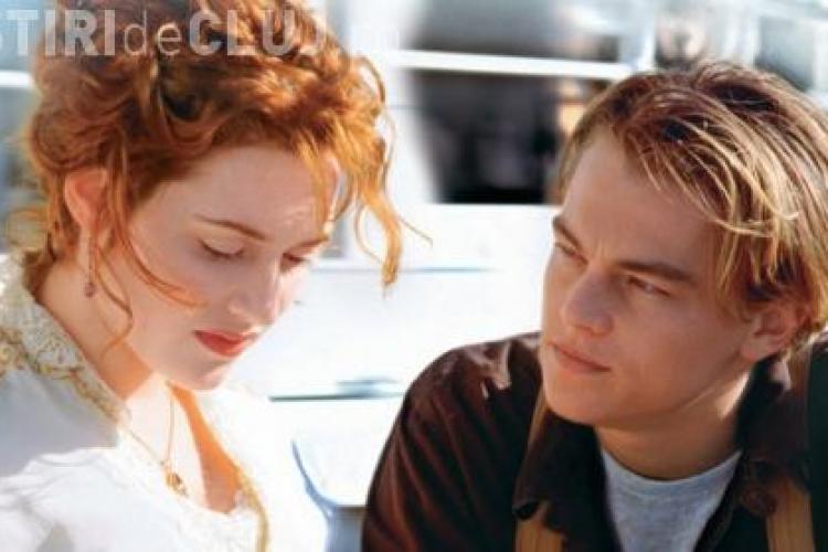 """Leonardo Di Caprio e jenat de rolul din """"Titanic"""", care l-a facut faimos"""