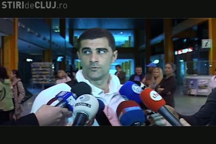 Dani Coman: Nu ma astept ca CFR Cluj sa fie avantajata de arbitri VIDEO